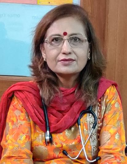 Dr. Geeta Khanna